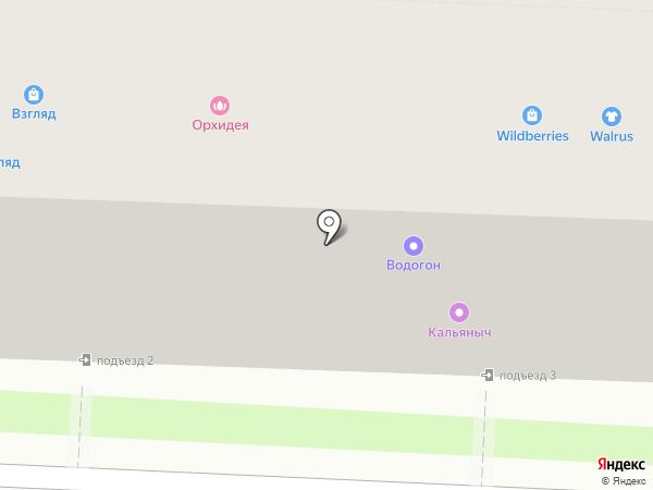 GC ZEST Green Collection на карте Ростова-на-Дону