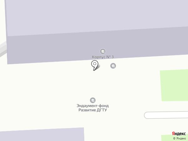 Информационный центр по атомной энергии, АНО на карте Ростова-на-Дону