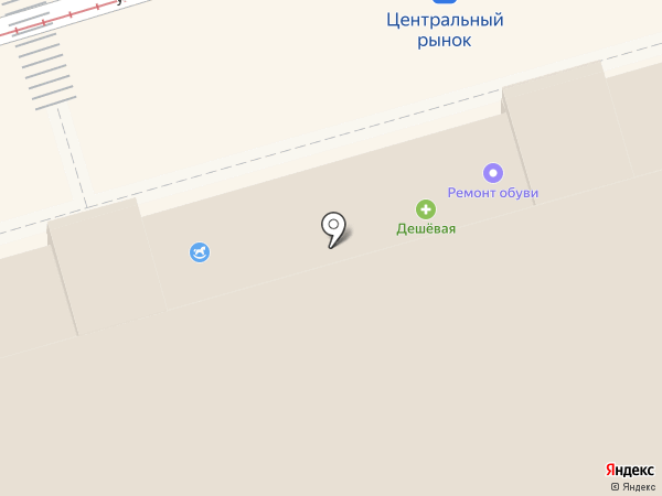 Аленка на карте Ростова-на-Дону