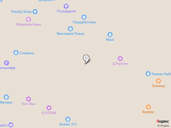 RENI на карте Рязани