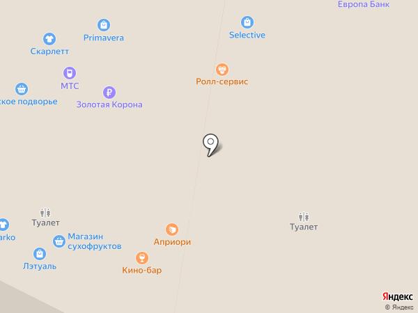 Верность качеству на карте Рязани
