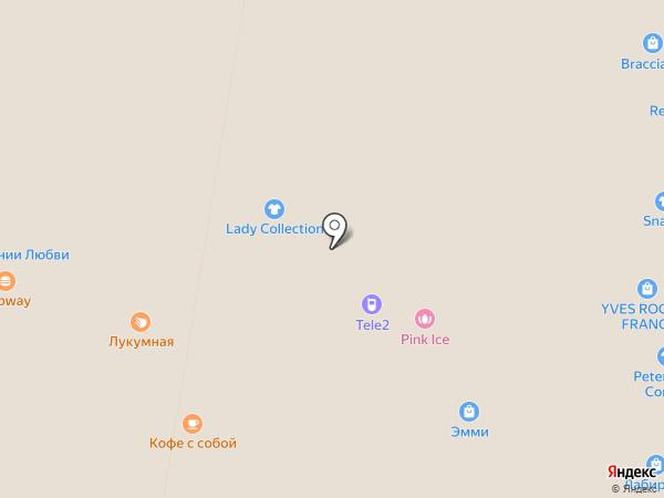 Evrika на карте Рязани