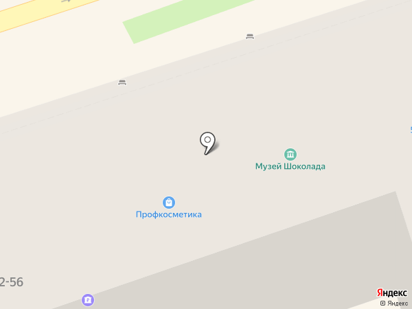 Секонд-хэнд на карте Ростова-на-Дону