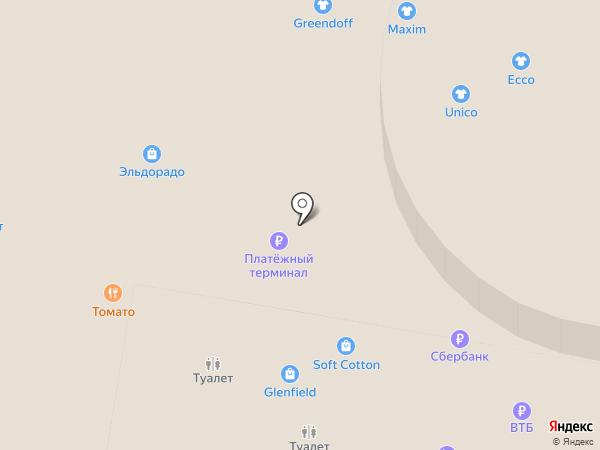 SP+ на карте Рязани