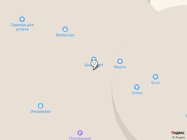 Финист на карте Рязани