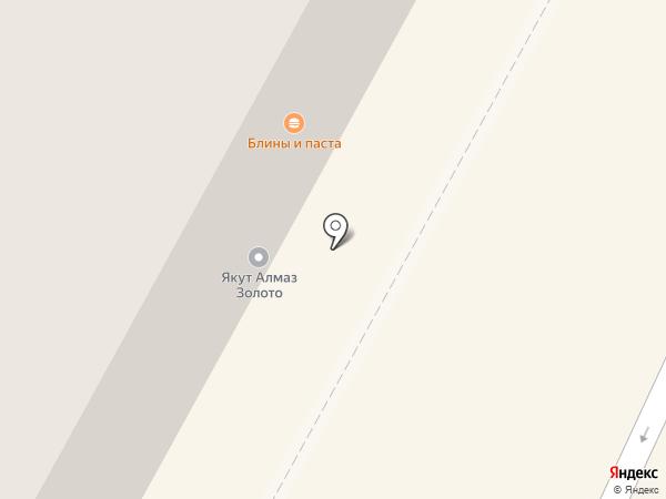 Гринвич на карте Рязани