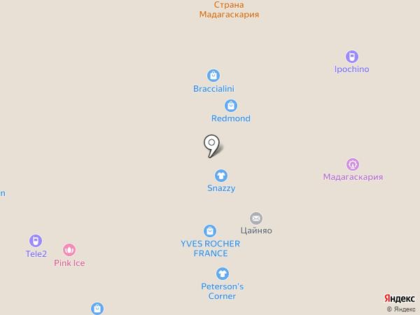Snazzy на карте Рязани