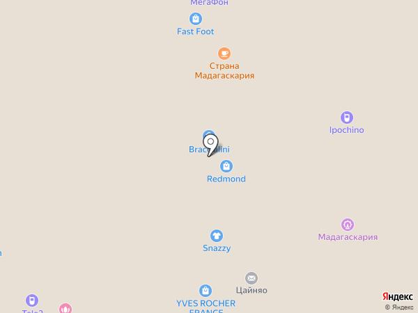 Tango на карте Рязани