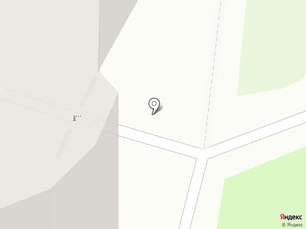 Альса на карте Рязани