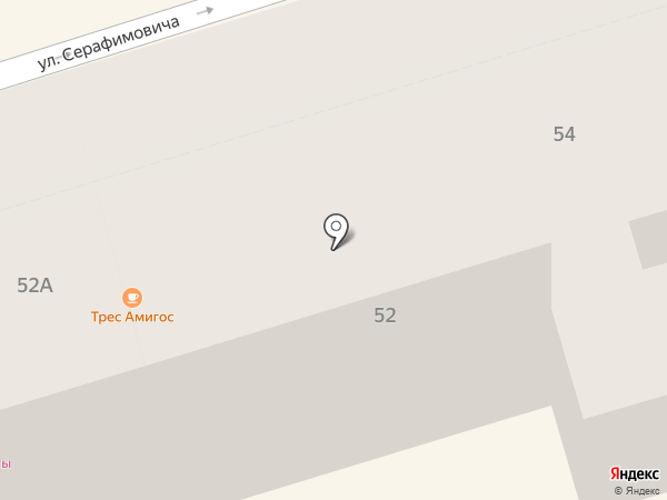 Я ЗДОРОВ! на карте Ростова-на-Дону