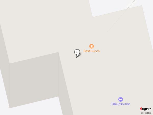 SubWay на карте Рязани