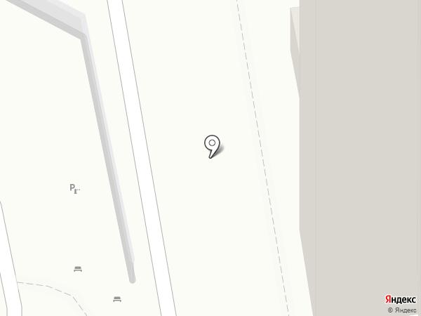 Сокол на карте Ростова-на-Дону