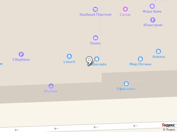 Великодар на карте Ростова-на-Дону