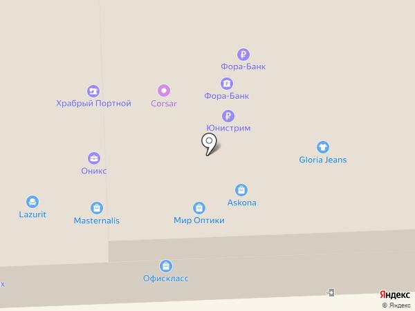 Тарелкин Дом на карте Ростова-на-Дону
