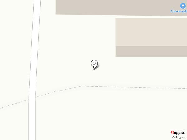 Ключ здоровья на карте Рязани