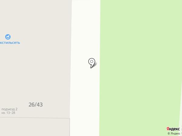 Национальный платёжный сервис на карте Рязани