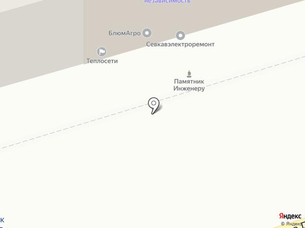 Единый Центр взаимодействия с СРО на карте Ростова-на-Дону