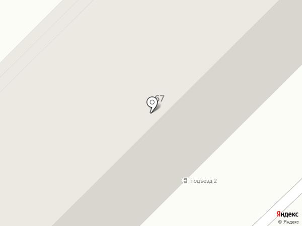 Союз профессионалов на карте Рязани