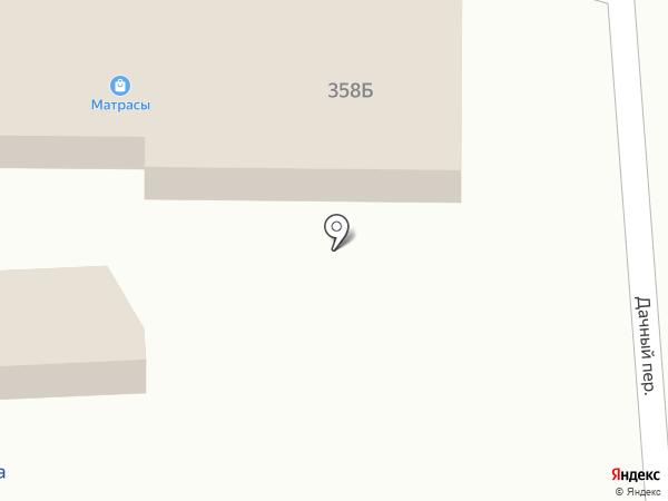 Антарес на карте Батайска