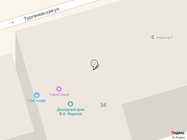 RemZona на карте Ростова-на-Дону
