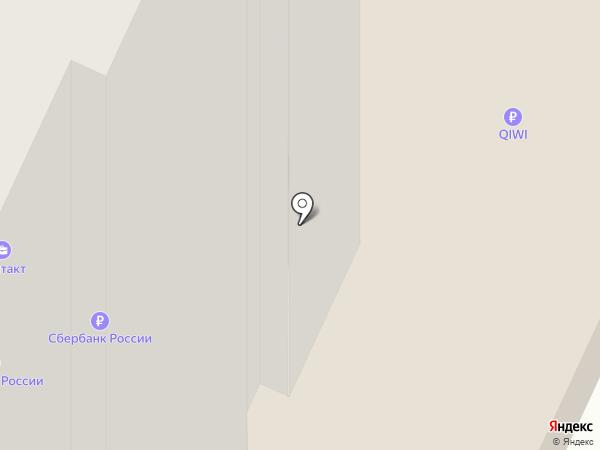 Живинка на карте Рязани
