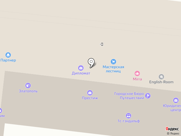 Мебель+ на карте Рязани
