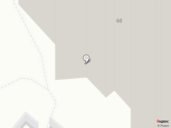 ЛиК на карте Рязани