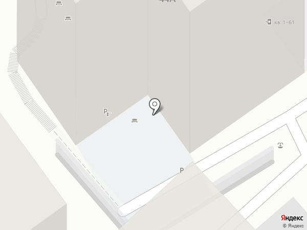 Башмачник на карте Сочи