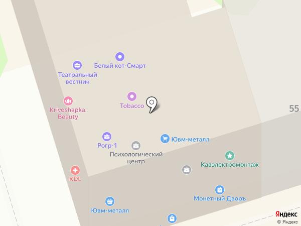 065 на карте Ростова-на-Дону