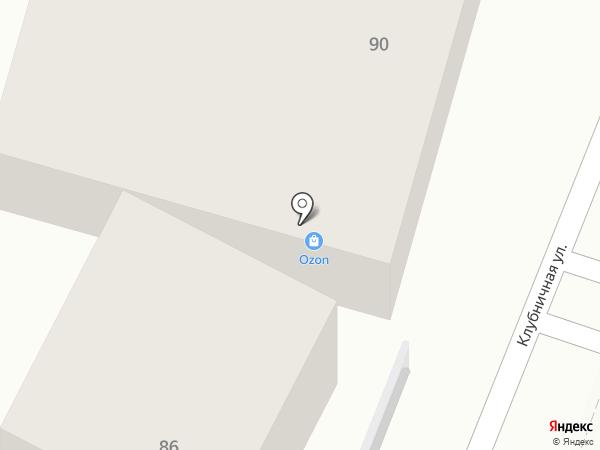 Rango на карте Сочи