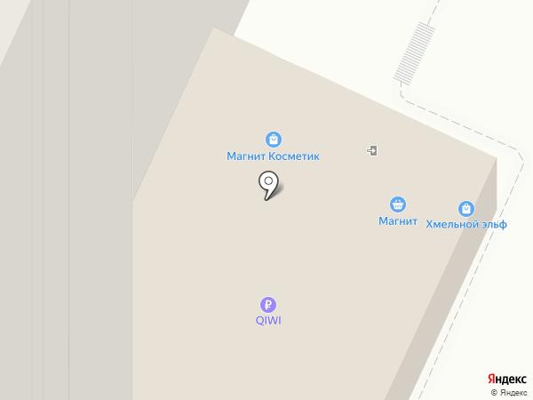 МИО на карте Рязани