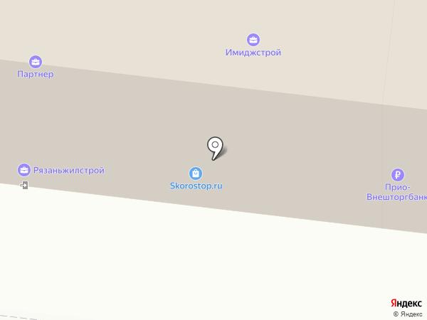 КвартирантЪ на карте Рязани