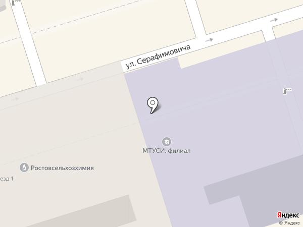 QuestQuest на карте Ростова-на-Дону