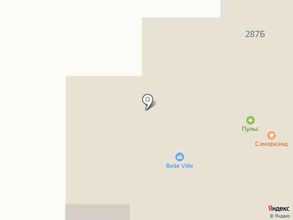 Belle Ville на карте Батайска