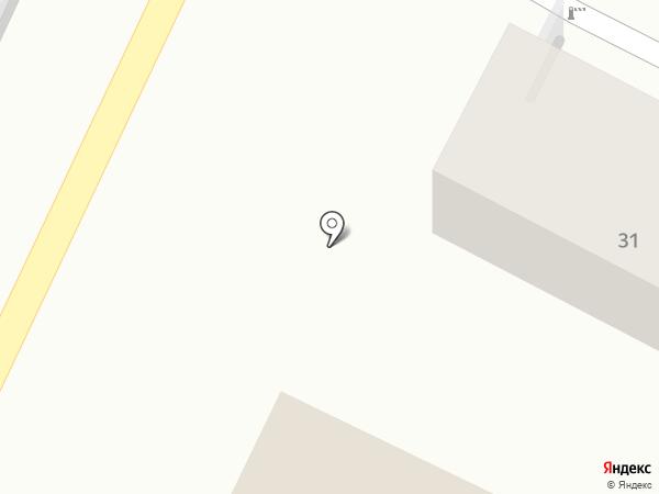 В Борках на карте Рязани