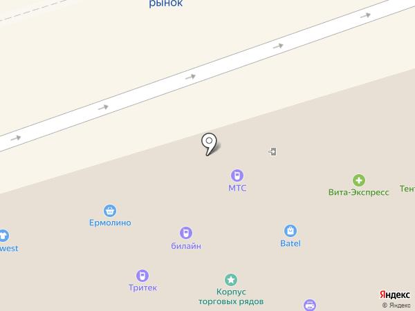 Юридический кабинет на карте Ростова-на-Дону