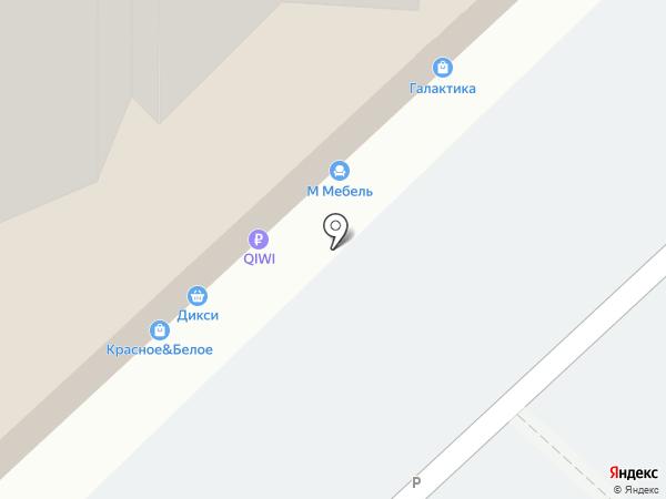 Проект-М-Мебель на карте Рязани