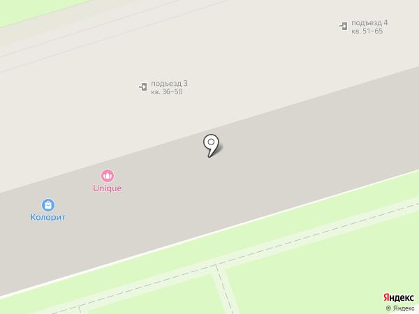 Астек на карте Ростова-на-Дону
