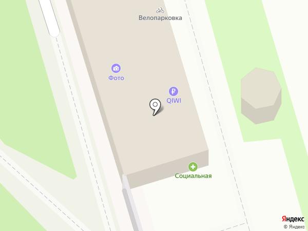 Doner Kebab на карте Ростова-на-Дону