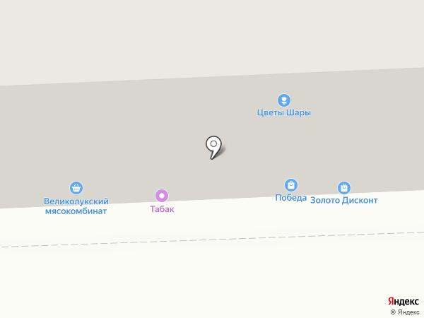 Ку-ка-ря на карте Рязани