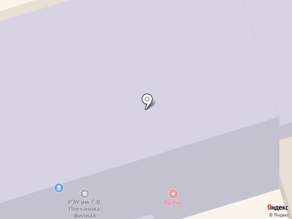 НаукаMED на карте Ростова-на-Дону