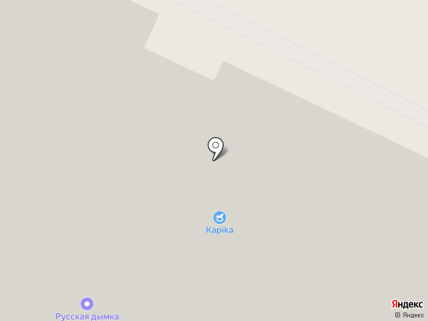 Kapika на карте Рязани