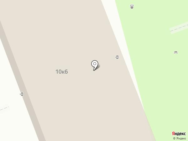 Заполярье на карте Сочи