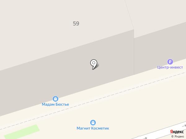 Маро на карте Ростова-на-Дону