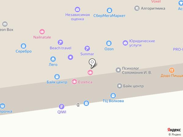 Андреевские памятники на карте Ростова-на-Дону