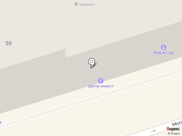 Трофимка на карте Ростова-на-Дону
