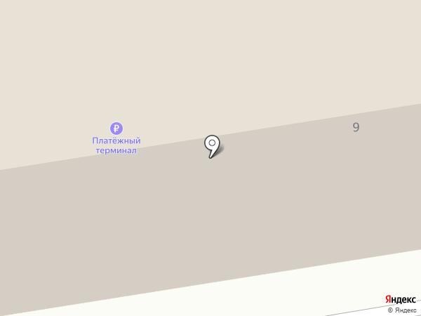 Терминал, КБ Центр-инвест на карте Ростова-на-Дону