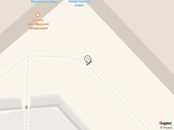 Золушка на карте Рязани