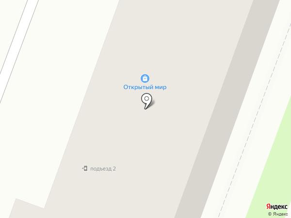 СтоЛото на карте Ростова-на-Дону