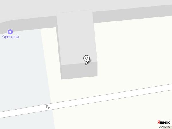 ДонСервис на карте Ростова-на-Дону